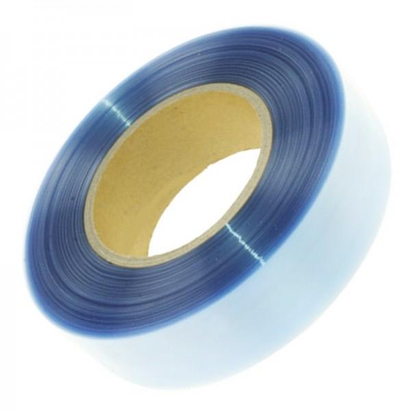 AccuCell Schrumpfschlauch Flachmass 70mm 2:1 PVC 1 Meter