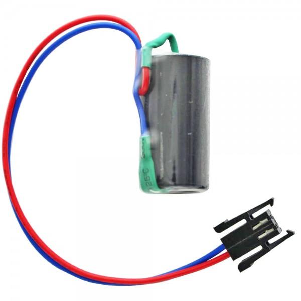 A6BAT Batterie passend für Mitsubishi A1FXCPU Li-Mn, A6BAT-MRBAT
