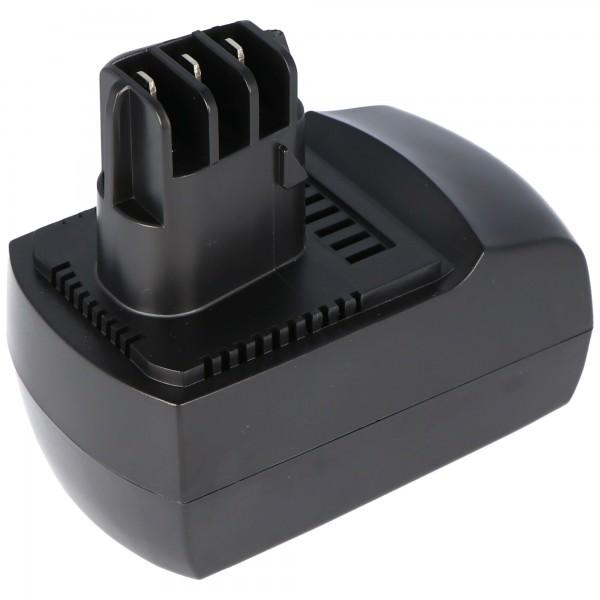 Akku passend für Metabo 6.25475, 6.25476 14,4V Air-Cooled 2Ah