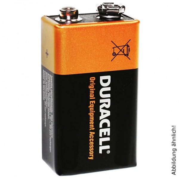 Duracell 9-Volt E-Block lose Ware
