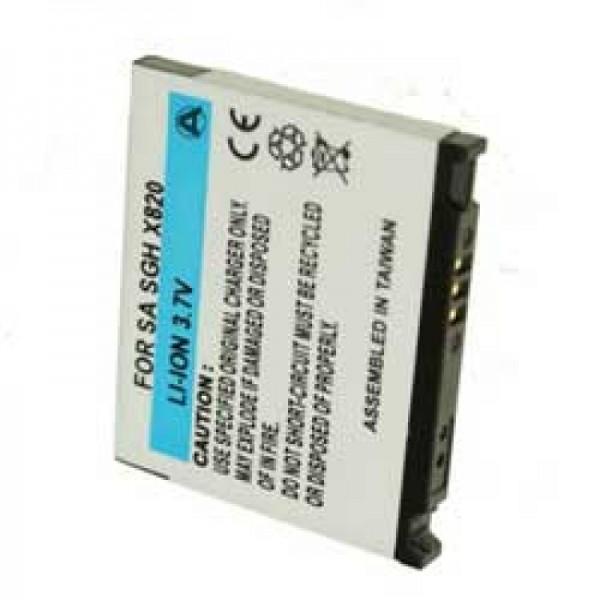 Akku passend für Samsung SGH-D830, Samsung SGH-E840, Samsung SGH-U600, Samsung SGH-X820