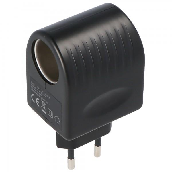 Spannungswandler AC/DC von 230 Volt Netzspannung auf 12 Volt Spannung