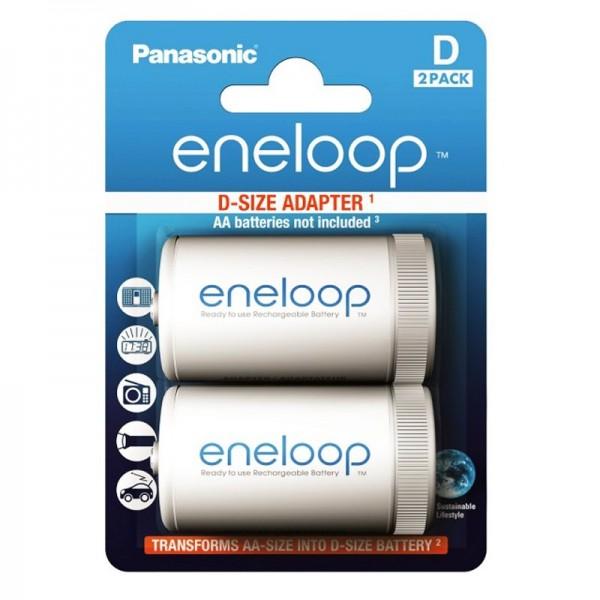 Panasonic eneloop Mono D Adapter BQ-BS1E/2E