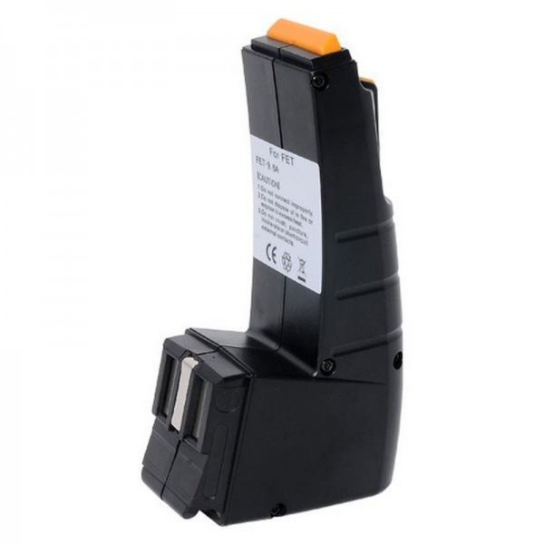 Werkzeug Akku für Festo (Imitat) BPH 9,6C, Festool CCD 9,6 2,0Ah NiMH