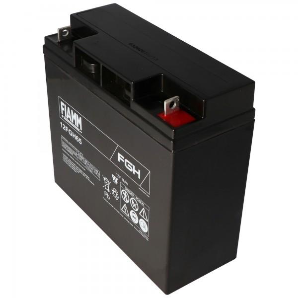 Fiamm FGH21803 Akku Blei PB 12Volt 18Ah z.B. BMW Starterbatterie 12FGH65 181x76x167mm