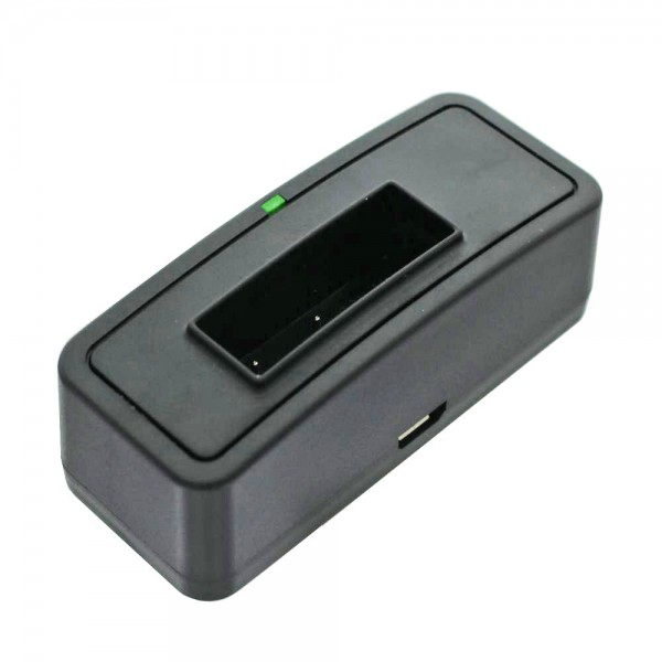 NP-BX1 Akku Ladegerät mit Micro USB Anschluss passend für u.a. DSC-HX50V, DSC-HX60, DSC-HX60V, DSC-HX80