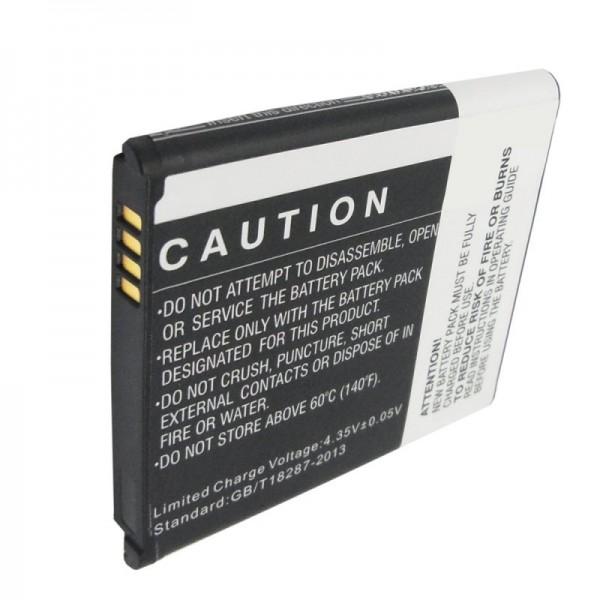 Akku passend für den Samsung EB-BC115BBE Akku Galaxy S5 zoom, C1116, C1158