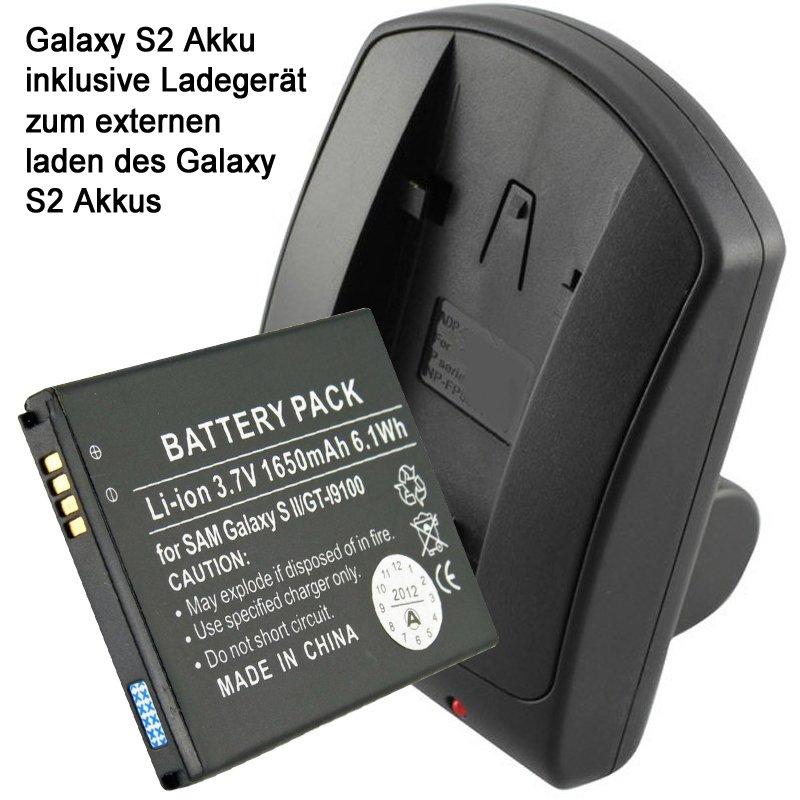 galaxy s ii hd lte samsung akku f r handy smartphone. Black Bedroom Furniture Sets. Home Design Ideas