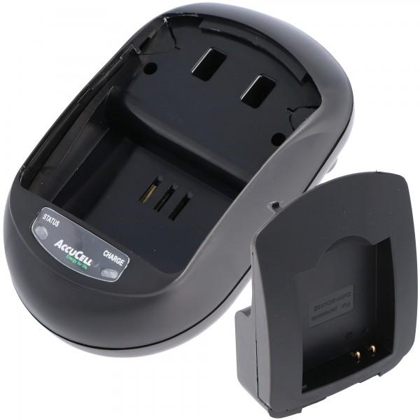 Schnellladegerät passend für Panasonic Akku DMW-BCM13, DMW-BCM13E