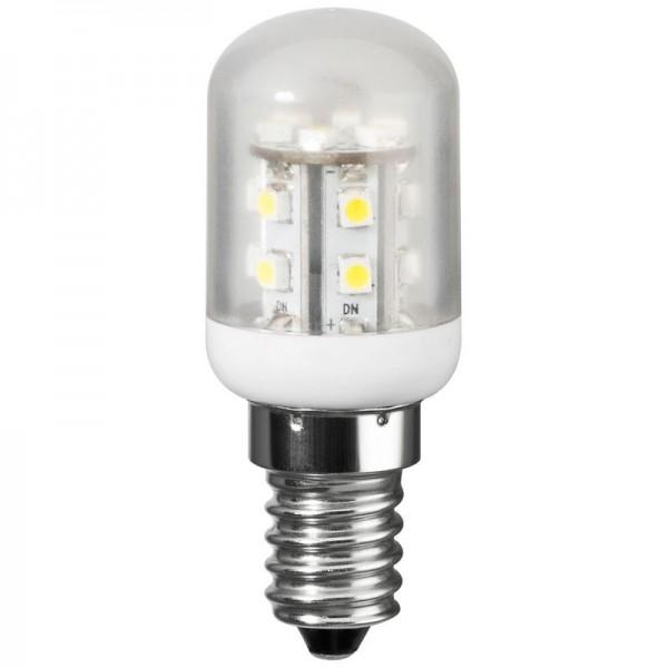 Kühlschranklampe LED 1,2 Watt mit Sockel E14, ersetzt 10 Watt