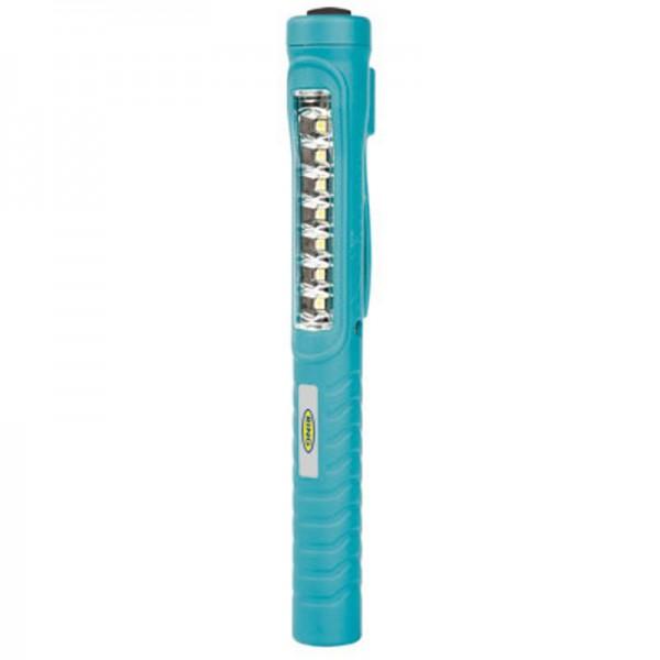 Inspektionslampe mit 7 LED und Li-Ion Akku zum wiederaufladen
