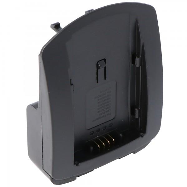 Ladeschale für Hitachi DZ-BP07S, DZ-BP14S, DZ-BP14SW Ersatz-Ladeschale nur passend für unsere Digital-Kamera und Camcorder Ladegeräte