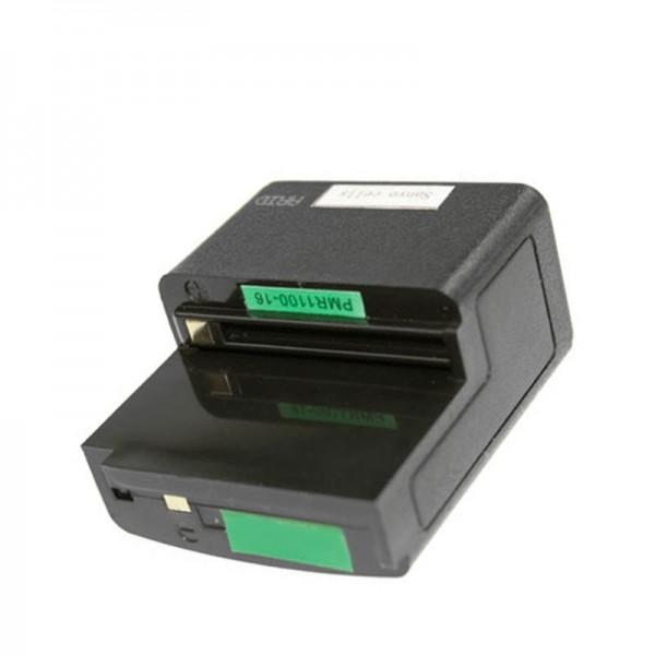 Akku für Handfunkgerät Grundig MT209 Akku NH1100, NH1450, R2009, GT209