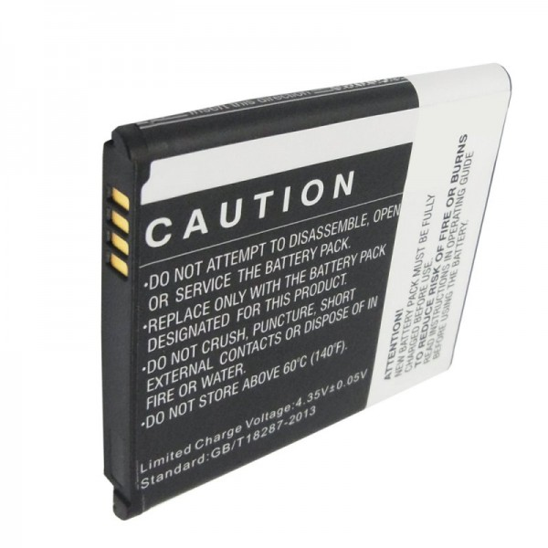 Akku passend für den Samsung EB-BC115BBC Akku