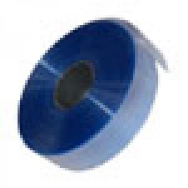 AccuCell Schrumpfschlauch 29mm Flachmass 2:1 PVC transparent 1 Meter