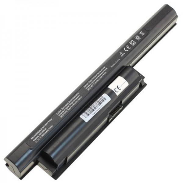 VGP-BPS22A Akku für Sony Laptop von AccuCell mit 11,1V, 5200mAh