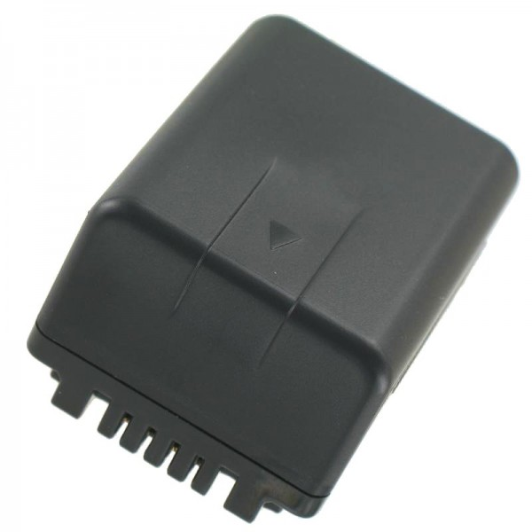 Akku passend für den Panasonic VW-VBT190 Li-Ion Akku 1500mAh, decoded VW-VBT190E-K, VW-VBT190