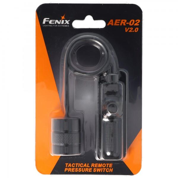 AER-02 V2.0 Fenix Kabelschalter AER-02 für PD35, PD35TAC, TK09, TK15, TK15C, TK22, UC35, neue Version mit Rundkabel