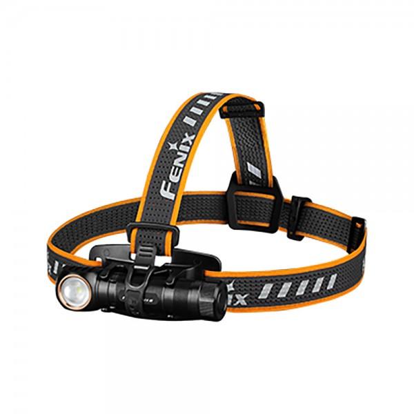 Fenix HM61R LED Stirnlampe mit max. 1200 Lumen Leuchtkraft, Dual Light Source, 3in1 Nutzung, inklusive Fenix ARB-L18-3500 Akku