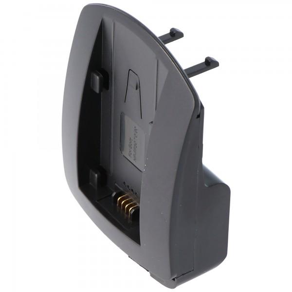 Ladeschale für Sony NP-FH30, Sony NP-FH40, Sony NP-FH50, Sony NP-FH60, Sony NP-FH70