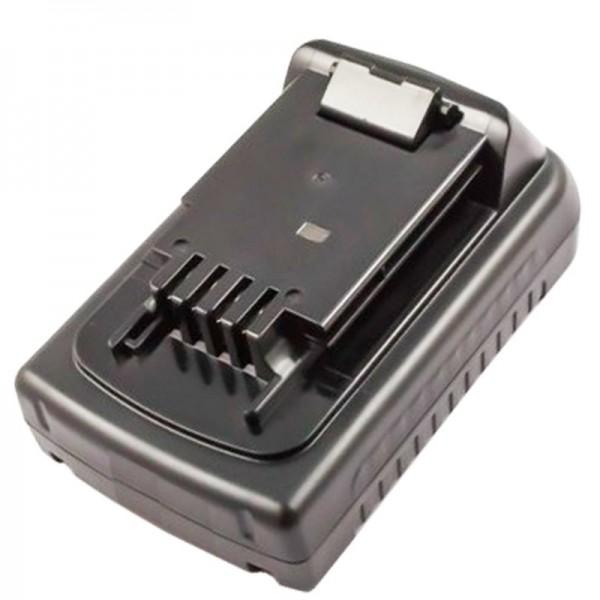 Akku passend für Black & Decker LB20, LBX20, LBXR20, EPL188K, 1500mAh