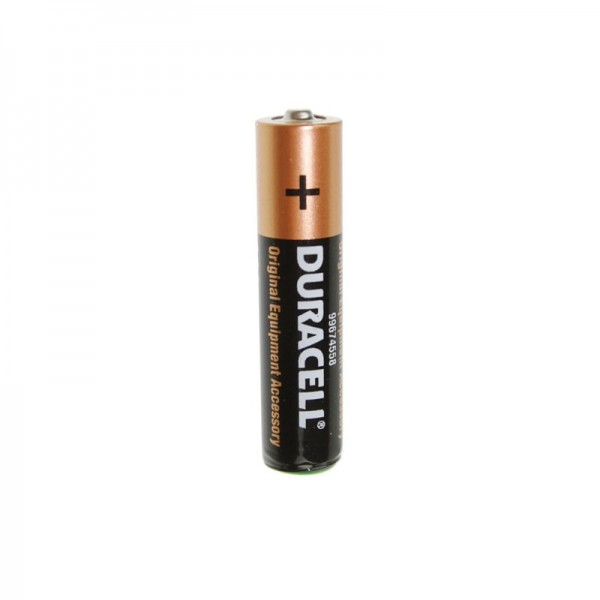 Duracell Micro AAA lose Batterie OEM tray