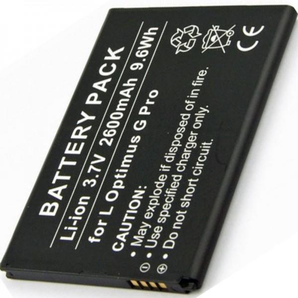 LG Optimus G Pro, BL-48TH, LG E940, E977, E980, E977, E940 Nachbau Akku