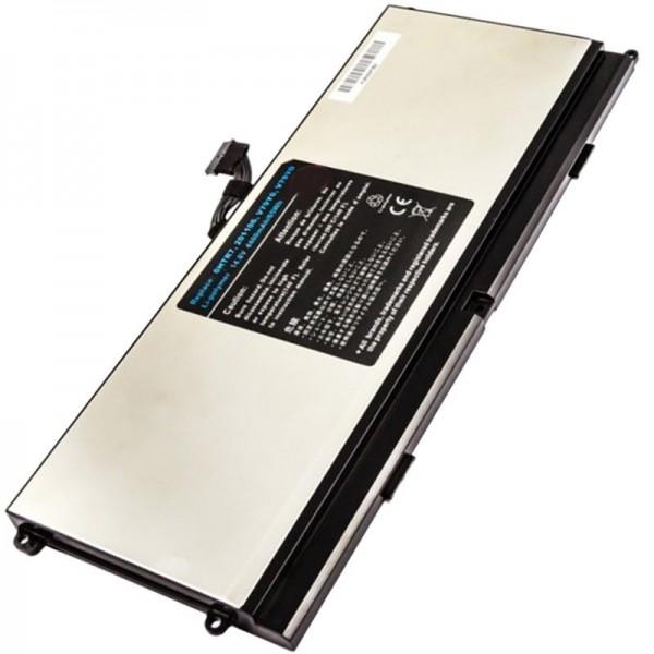 Akku für Dell XPS 15Z, XPS L511Z, Akku für Dell XPS 14z 14,8 Volt