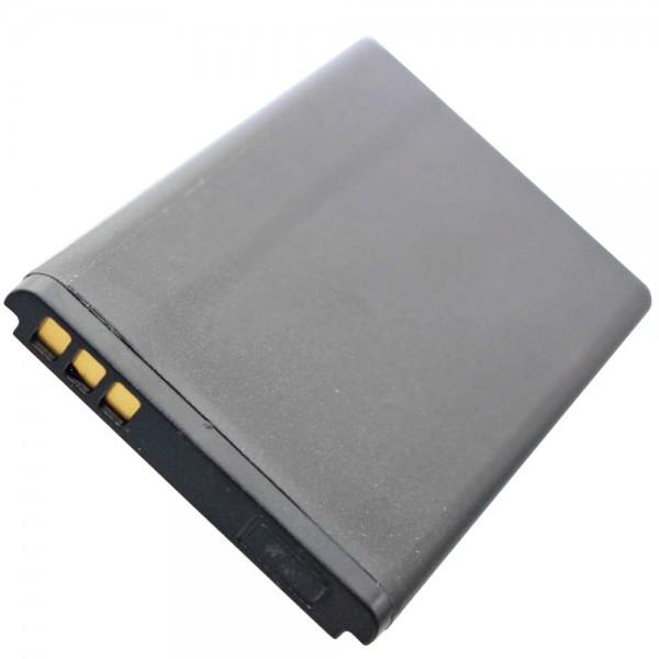 Akku passend für Binatone BB 300, BB300 Seniorentelefon 3,7 Volt 900mAh
