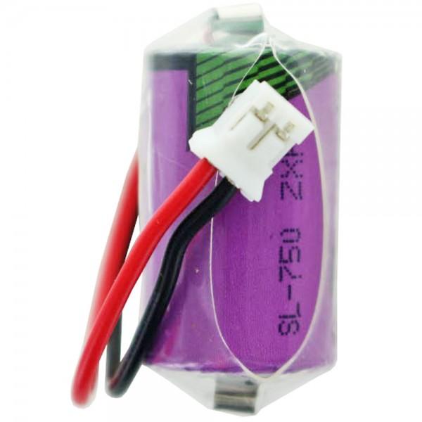 Sonnenschein Inorganic Lithium Battery SL-750/T mit Kabel und JST Stecker