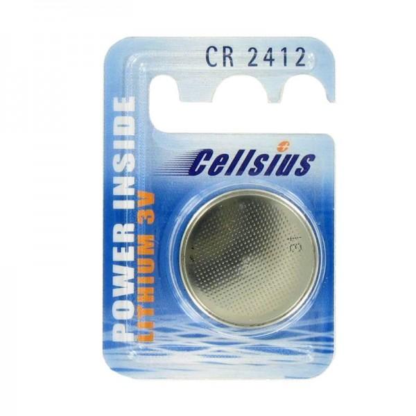 CR2412 Lithium Batterie IEC CR2412 Marken Lithium Batterien