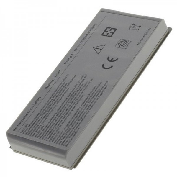 Akku passend für Dell Latitude D810, Dell Precision M70