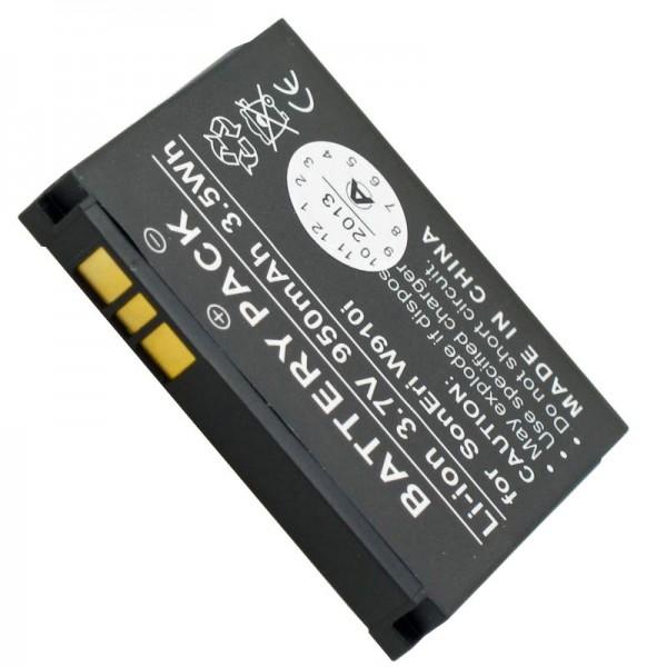 Akku passend für Sony Ericsson W380i, W508, W910i, Z55