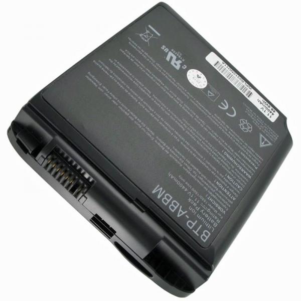 Akku passend für MEDION MD95800, 40011354, BTP-AABM, BTP-ABBM