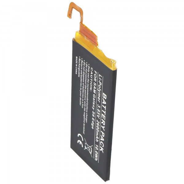 Akku passend für Samsung Galaxy S6 Edge EB-BG925ABE 2600mAh