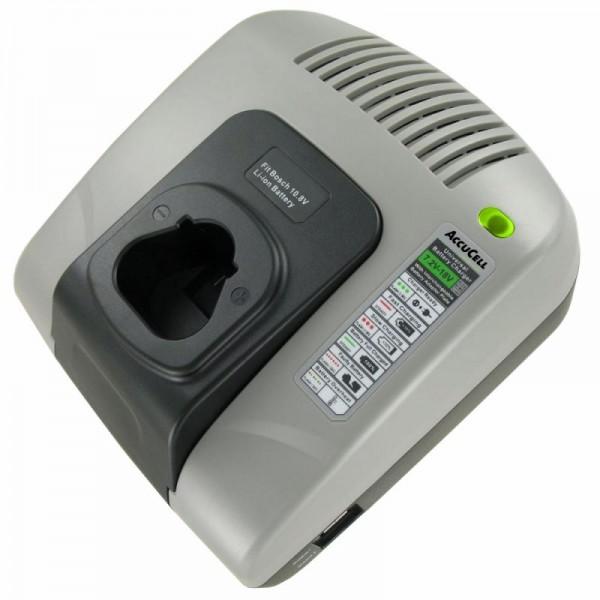 Ladegerät passend für Bosch AL 1130 CV, AL 1115 CV, 2 607 225 516, 2 607 225 135, BC 430