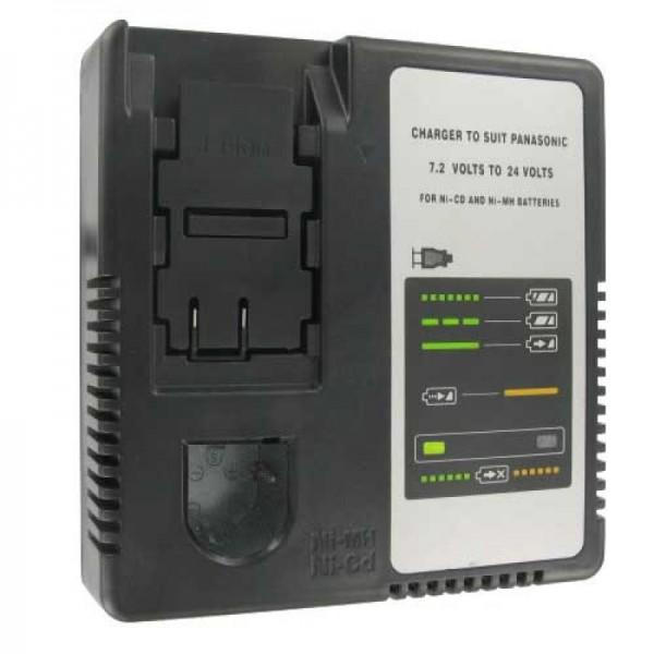 Universal Ladegerät passend für den ABB SDF-AK7 Akku, SDF-AK9 Akku