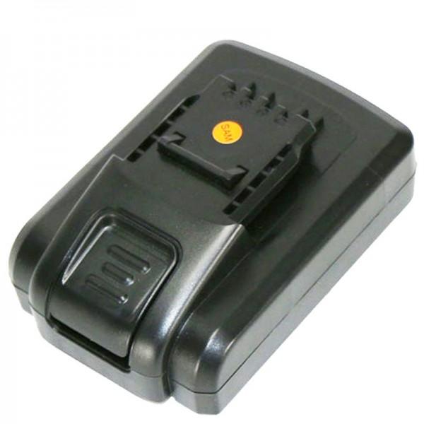 Akku passend für den WORX WX 373 Akku WA3528, 20 Volt 2000mAh