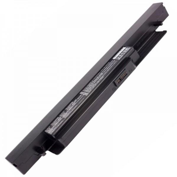 Akku passend für Lenovo IdeaPad U550 Akku IdeaPad U450P, Typ L09S6D21, 4400mAh