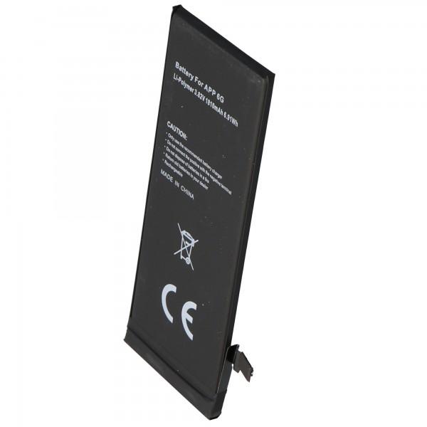 AccuCell Akku passend für den Apple iPhone 6 Akku zum Selbsteinbau