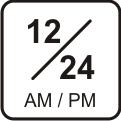 Datumsanzeige